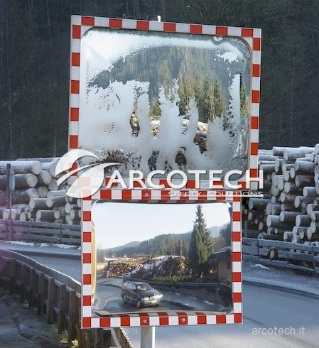 Specchio Ice Free Arcotech Srl Safety Solutions