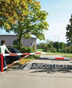 Sbarra COMPACT con doppia sbarra rotante Arcotech
