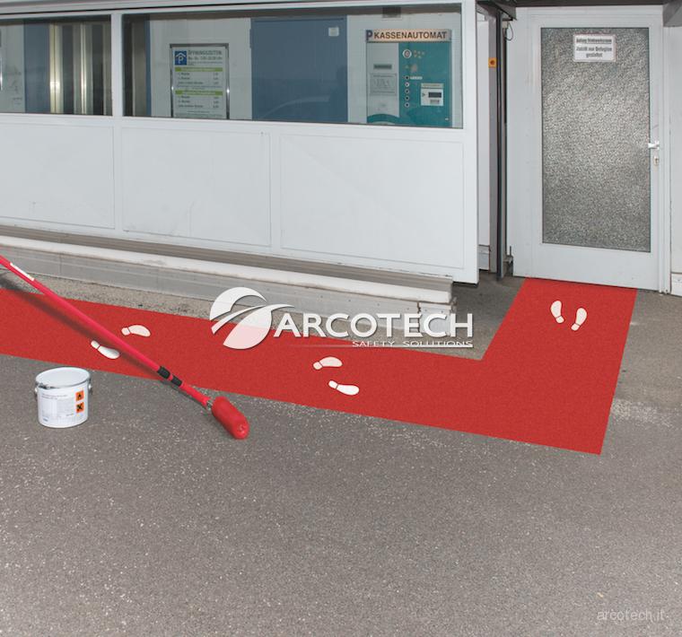 Vernici per esterno PROline-paint - Arcotech Srl - Safety Solutions