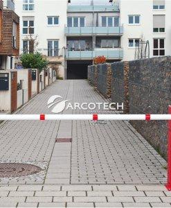 Sbarra COMPACT ad azionamento elettrico Arcotech srl