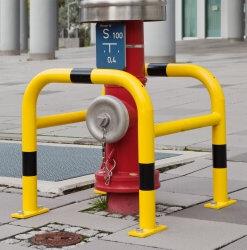 Paracolpi per pilastri e tubi